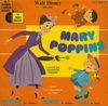 disque film mary poppins walt disney presente mary poppins