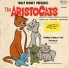 disque film aristochats walt disney presente the aristocats chante par maurice chevalier