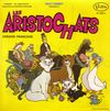disque film aristochats walt disney presente les aristochats version francaise