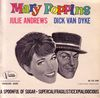 disque film mary poppins mary poppins julie andrews dick van dyke